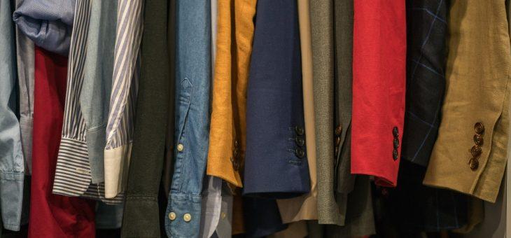 Męskie ubrania od Buscemi